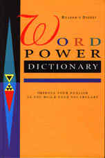Word power dictionary:improve your english as you build your vocabulary