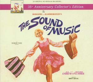 電影原聲帶 / 真善美三十五週年紀念版 O.S.T / The Sound of Music - The 35th Anniversary Collector's Edition