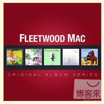 佛利伍麥克合唱團 / 經典5CD限量版(Fleetwood Mac - Original Album Series [5CDs Boxset])