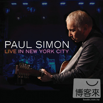保羅‧賽門 / 紐約現場演唱會 (2CD+DVD)(Paul Simon / Live in New York City (2CD+DVD))