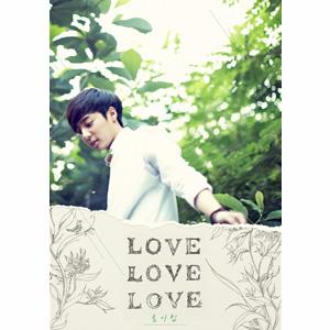 ROY KIM /  LOVE LOVE LOVE (台灣獨占限定盤, CD+DVD)