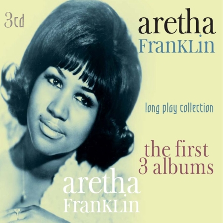艾瑞莎.弗蘭克林 / 早期三張專輯典藏集 (3CD)(Aretha Franklin / Long Play Collection : The First 3 Albums (3CD))