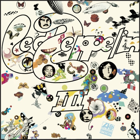 齊柏林飛船合唱團 第三輯 2014雙CD典藏盤(Led Zeppelin III - Deluxe Edition (2CD))
