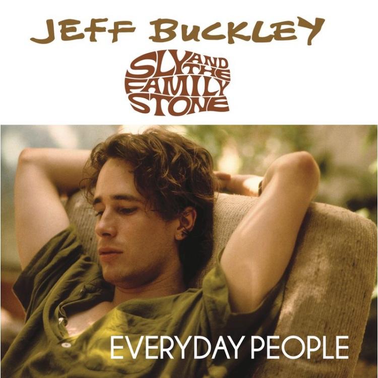 傑夫巴克利 / 日常人們 (LP彩膠唱片)(Jeff Buckley / Everyday People (2015 Vinyl Single))
