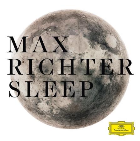 馬克斯.李希特:舒眠 (八小時完整版) / 馬克斯.李希特(Max Richter : Sleep / 8H music (8CD +1Blu-Ray Audio Box))