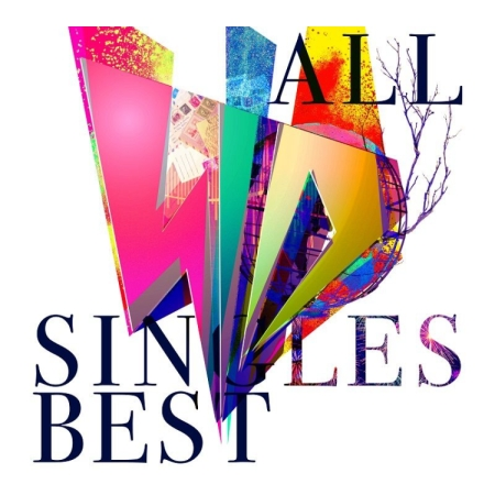 SID / ALL SINGLES BEST (2CD+DVD初回B盤)