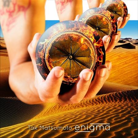 松本孝弘 / enigma (CD+DVD)