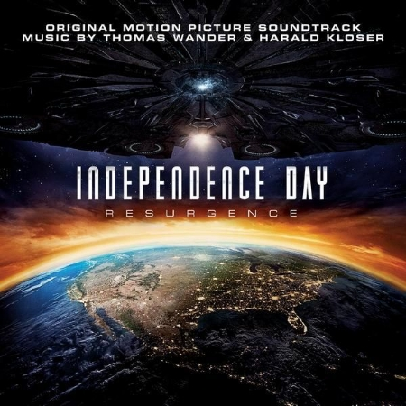 O.S.T. / Independence Day: Resurgence