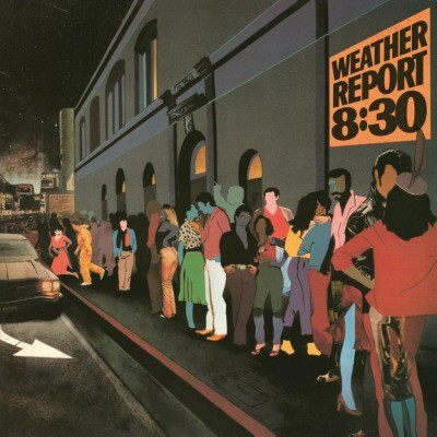 Weather Report / 8:30 (2LP)