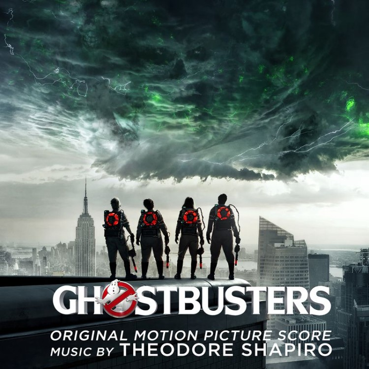 OST / Ghostbusters - Theodore Shapiro