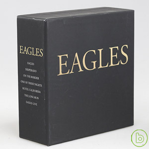 老鷹合唱團 / 經典專輯限量典藏套裝(9CD)(Eagles / Catalogue CD Album Box [Limited Edition])