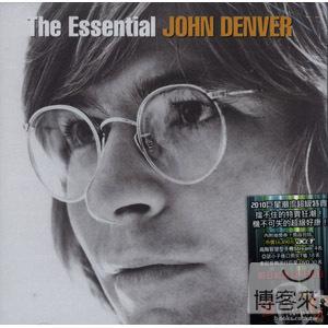 約翰丹佛 / 世紀典藏 2CD John Denver / The Essential
