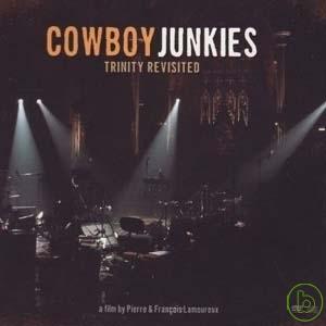煙槍牛仔樂團 / 重現三位一體(精裝版)CD+DVD(Cowboys Junkies / Trinity Revisited)