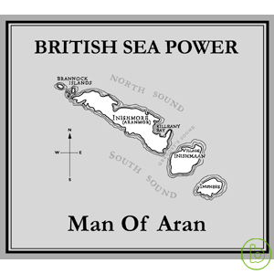 British Sea Power / Man of Aran (CD+DVD)