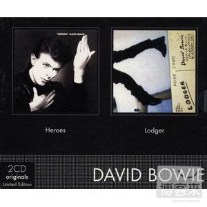 David Bowie / Heroes + Lodgers【2CD】