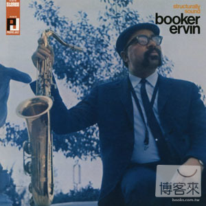 Booker Ervin / Structurally Sound