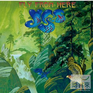 YES / 啟航 (CD+DVD影音特典)(YES / Fly From Here Ltd. (CD+DVD Edition))
