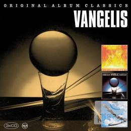 范吉利斯 / 嚴選名盤套裝 (3CD)(Vangelis / The Original Album Classics (3CD))
