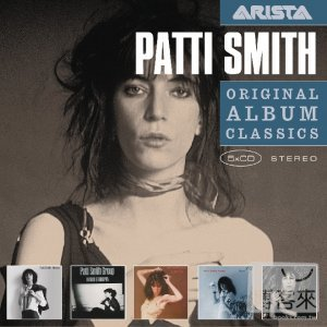 Patti Smith / Original Album Classics (5CD)