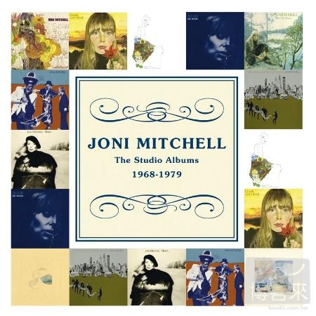 Joni Mitchell: The Studio Albums 1968–1979 (10CD)