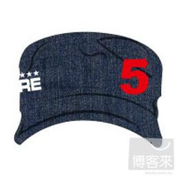 五月天 / [明日重生]丹寧軍帽