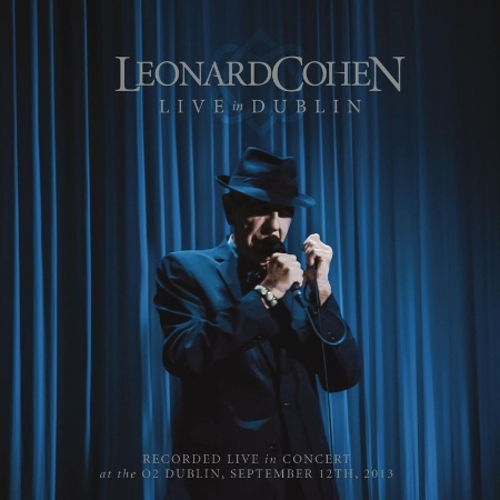 李歐納孔 / 都柏林現場實況 (3CD+Blu-ray)(Leonard Cohen / Live In Dublin (3CD+Blu-ray))