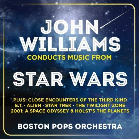約翰.威廉士 指揮《星際大戰》/ 約翰.威廉士 指揮 波士頓大眾管弦樂團 (2CD)(John Williams Conducts Music From Star Wars / John Willia