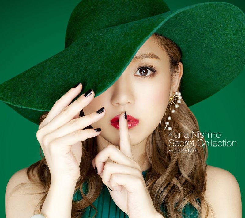 西野加奈 / 愛情密語~GREEN~ (CD+DVD寫真珍藏版)