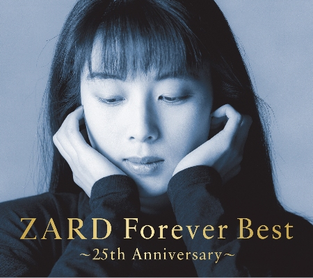ZARD / Forever Best ~25th Anniversary~ (4CD)