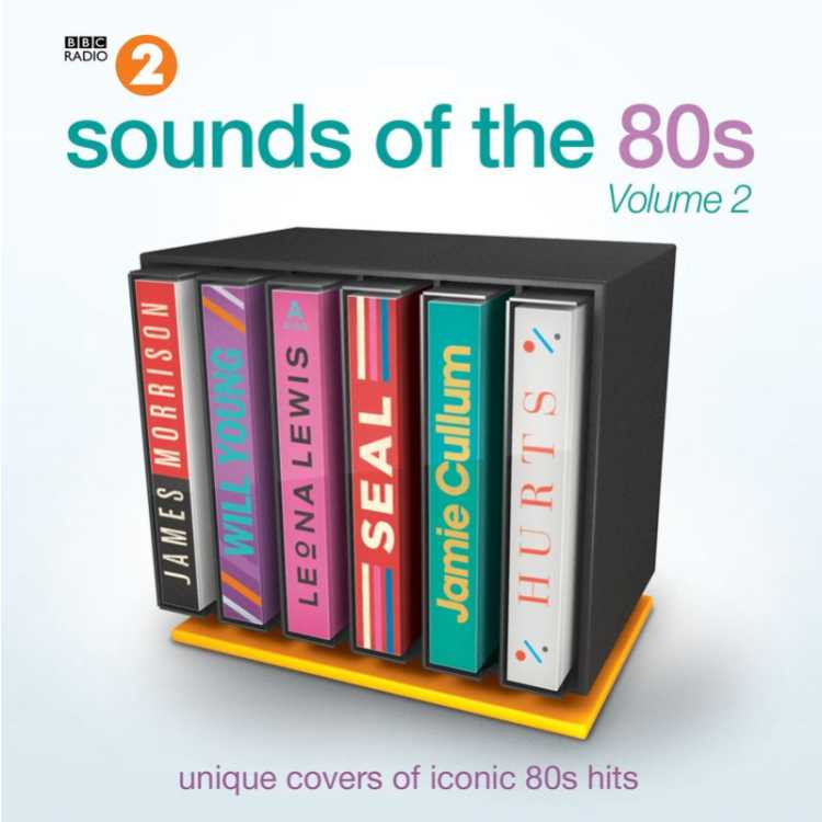 歡唱80 第二輯 (2CD)(V.A. / BBC Radio 2's Sounds of the 80s, Vol. 2 (2CD))