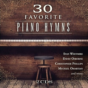V.A. / 30 FAVORITE PIANO HYMNS (2CD)