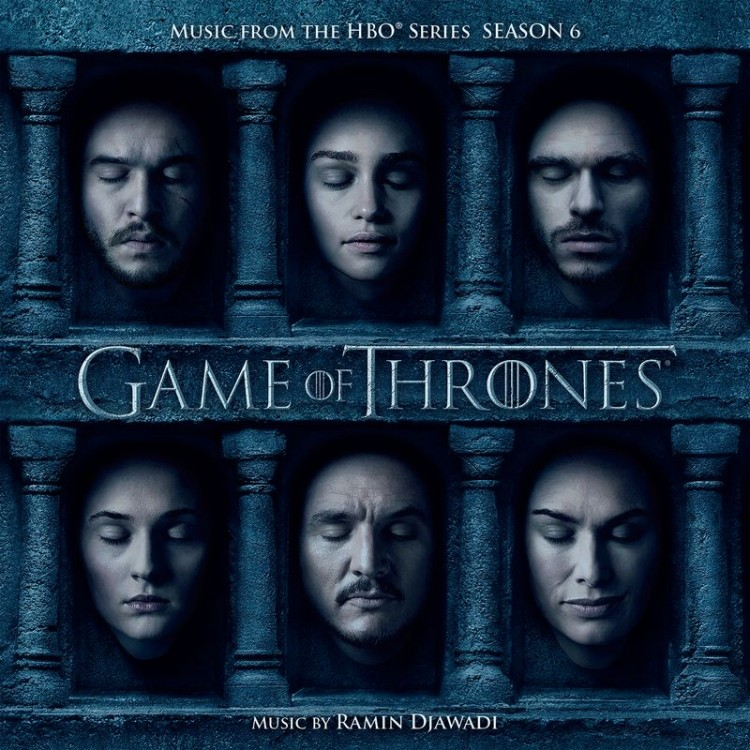 OST / Game of Thrones (Music from the HBO® Series - Season 6) - Ramin Djawadi