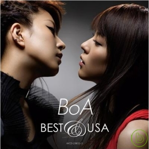 BoA 寶兒 / BEST & USA (2CD)