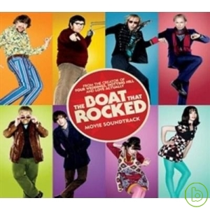 電影原聲帶 / 搖滾電台【2CD盤】(OST / The Boat That Rocked)
