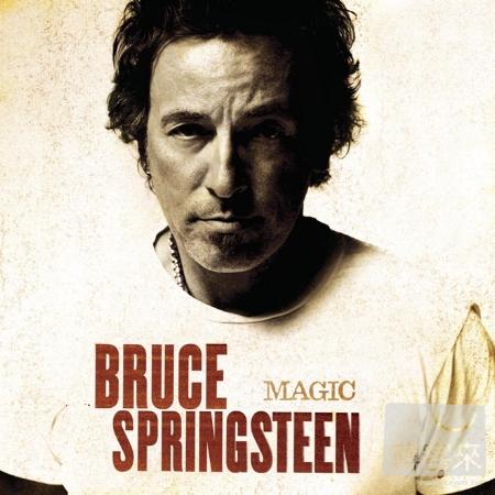 【搖滾名盤系列】布魯斯史普林斯汀 / 不思議 (LP黑膠唱片)(Bruce Springsteen / Magic (Vinyl) (LP))