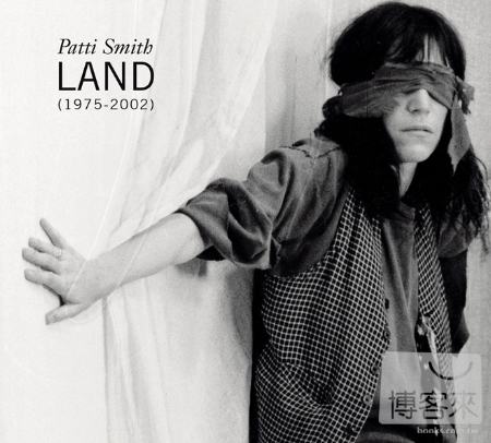 派蒂史密斯 / 1975-2002 傳奇精選 精裝書豪華版(2CD)(Patti Smith / Land (1975-2002) (Hardback Digibook Edition) (2CD))
