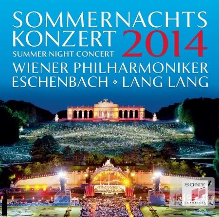 2014年維也納仲夏夜露天音樂會 / 維也納愛樂(Summer Night Concert 2014 / Wiener Philharmoniker)