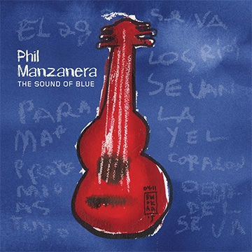 菲爾曼哲瑞 / 藍色之音(Phil Manzanera / The Sound Of Blue)