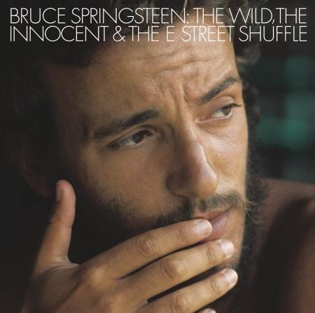 布魯斯史普林斯汀/ 狂野純真與E大街樂隊 (Re-masterd)(Bruce Springsteen / The Wild, The Innocent and The E Street Shuffl
