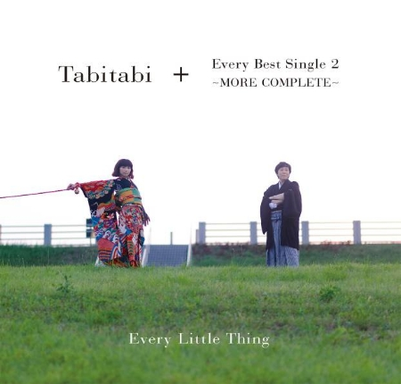 小事樂團 / Tabitabi 旅程 + Every Best Single 2 ~MORE COMPLETE~(6CD+2DVD)