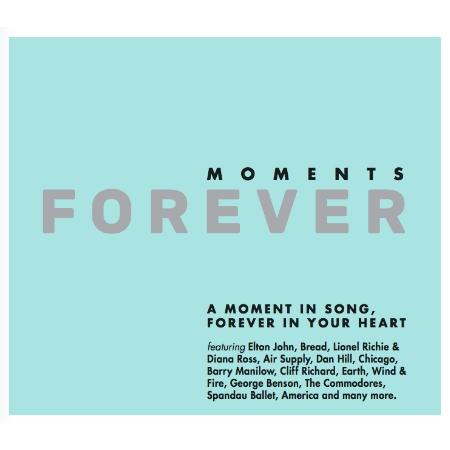 永恆時刻 (2CD)(V.A. / Moments Forever (2CD))