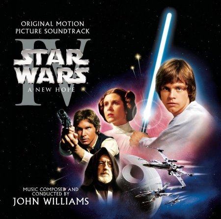 O.S.T. / John Williams / Star Wars - Episode IV - A New Hope (2Vinyl Longplay 33 1/3)
