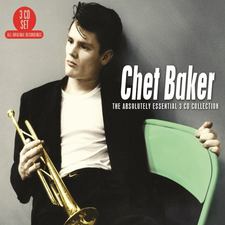 Chet Baker / The Absolutely Essential 3 CD Collection (3CD)