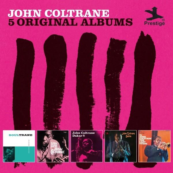 John Coltrane / 5 Original Albums