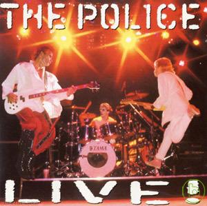 警察合唱團 / 現場演唱專輯(The Police / Live!)