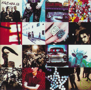 U2 / Achtung Baby