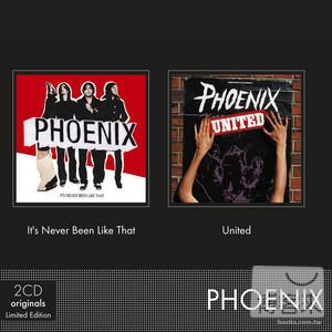 鳳凰樂團 / 耶誕套組【2CD】 Phoenix / t's Never Been + United【2CD】