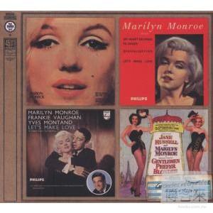 瑪麗蓮夢露 / 45轉黑膠單曲EP復刻 Marilyn Monroe
