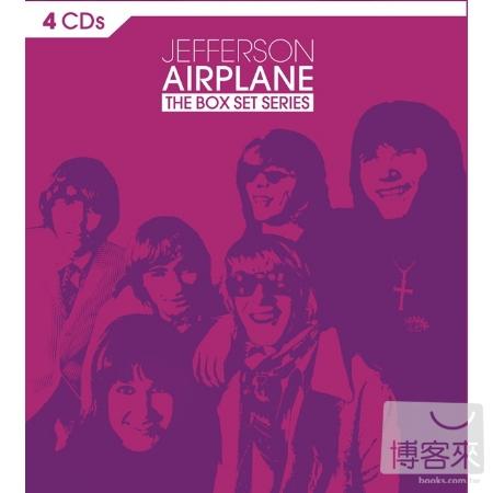 《絕對典藏系列》傑佛遜飛船合唱團 / 絕對典藏套裝 (4CD)(Jefferson Airplane / The Box Set Series (4CD))
