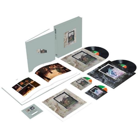 齊柏林飛船合唱團 / 第四輯 2014超級豪華盒裝版 (2CD+2LP+HD下載卡)(Led Zeppelin / IV (Super Deluxe Box Set))